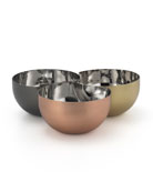 Mary Jurek Arroyo Three-Color Interlocking Bowls