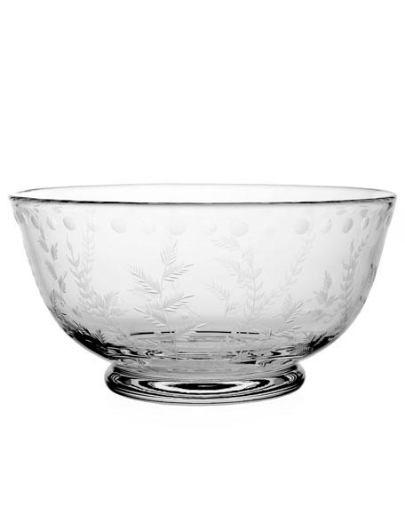 """William Yeoward Fern 12"""" Bowl"""