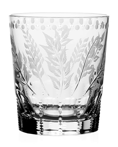 Fern Tumbler Double Old-Fashioned