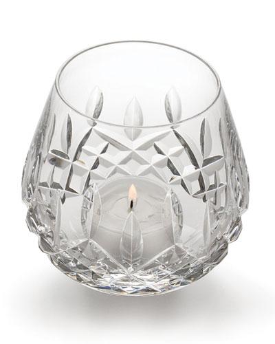 Lismore Crystal Votive Candle Holder