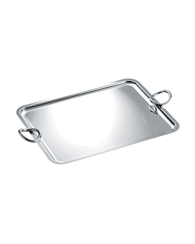 Extra-Large Vertigo Tray with Handles
