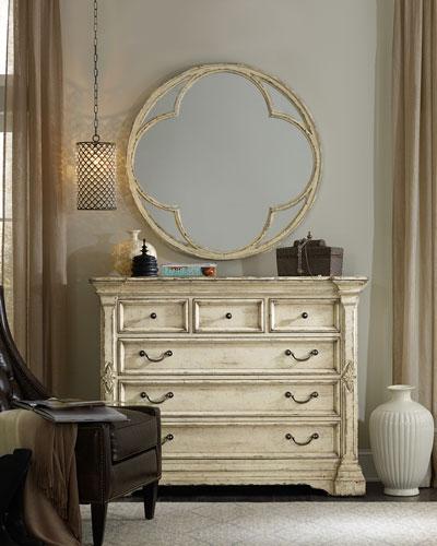 Adelina 6-Drawer Dresser