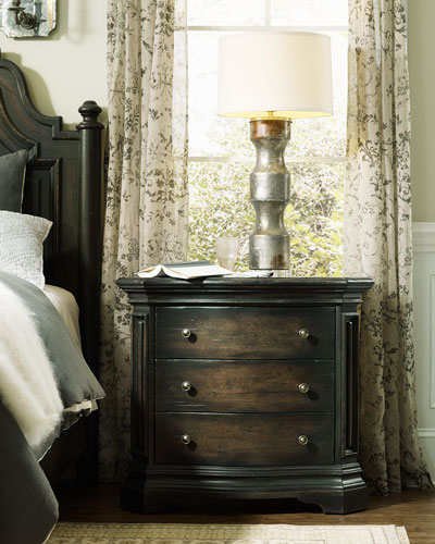 Annibelle 3-Drawer Nightstand