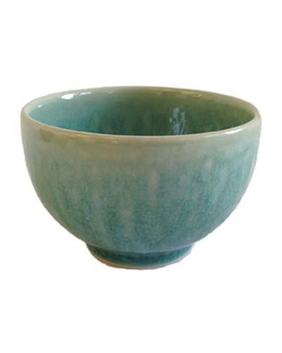 Tourron Jade Dip Bowl