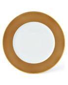 Haviland Color Block Bronze/Gold Dinnerware & Matching Items