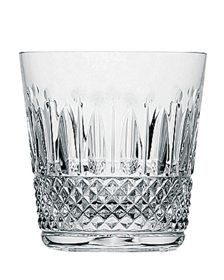 Saint Louis Crystal Tommy Double Old-Fashioned