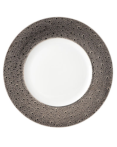 Ecume Platinum Charger Plate