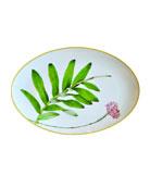 Jardin Indien Oval Platter