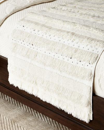 Queen Rani Throw & Matching Pillow