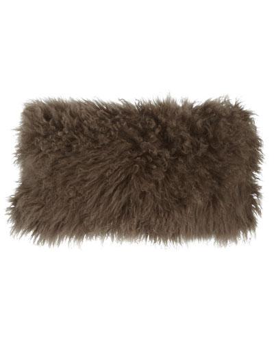 Flokati Wool Pillow, 11