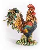 Rooster Figurine