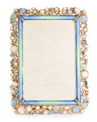 "Emery Bejeweled Picture Frame, 4"" x 6"""