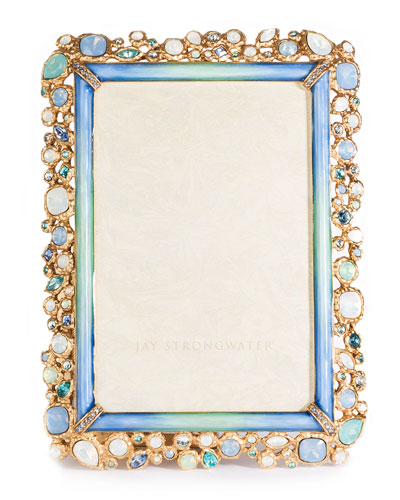 Emery Bejeweled Picture Frame, 4