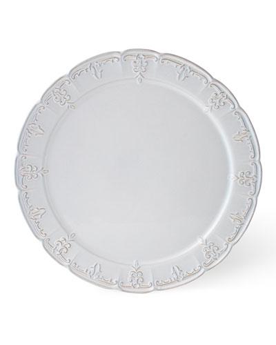 Fleur-De-Lis Platter
