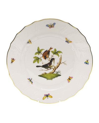 Rothschild Bird Service Plate #8