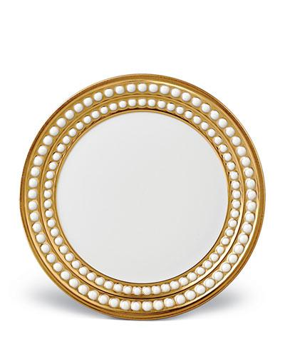 Perlee Gold Bread & Butter Plate