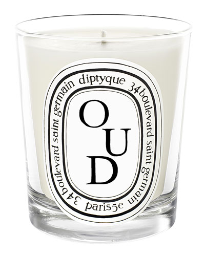 Oud Scented Candle, 190g