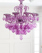 Retro Glamour Chandelier