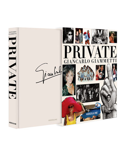 Private: Giancarlo Giammetti Book