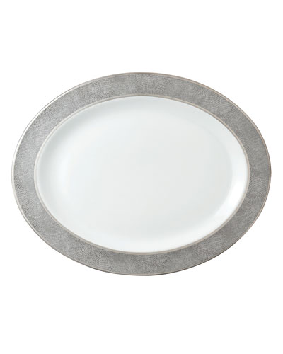 Sauvage Oval Platter
