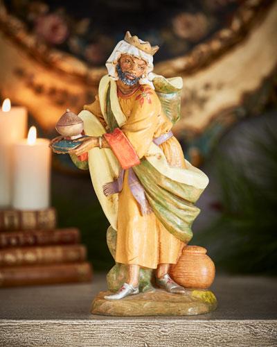 King Balthazar Nativity Figurine