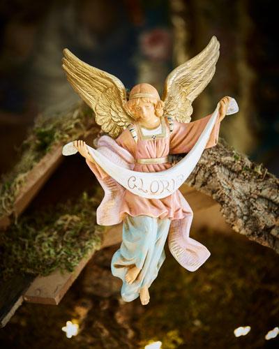 Gloria Angel Nativity Figurine