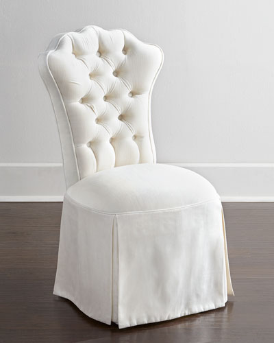 Allison Tufted Vanity Chair