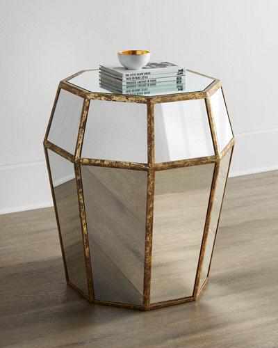 Delise Octagonal Side Table