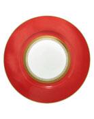 Raynaud Coral Cristobal Dinner Plate