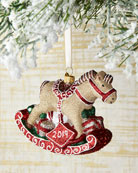 Mattarusky Ornaments Rockin' Rocking Horse Christmas Ornament