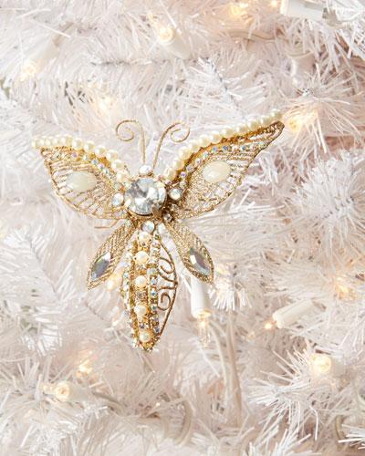 Royal Queen Bee Clip Ornament