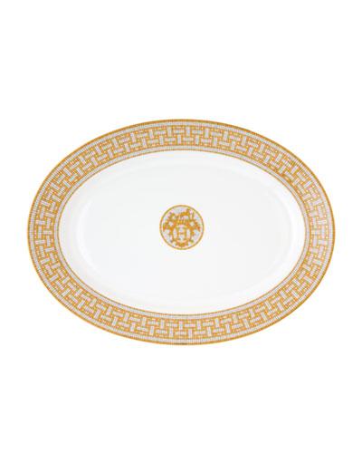 Mosaique au 24 Large Oval Platter