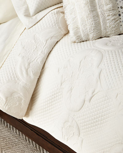 Twin Bella Coverlet Set