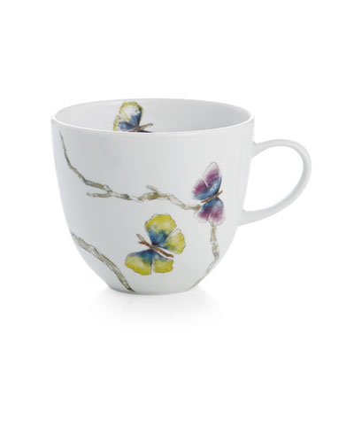 Butterfly Gingko Mug