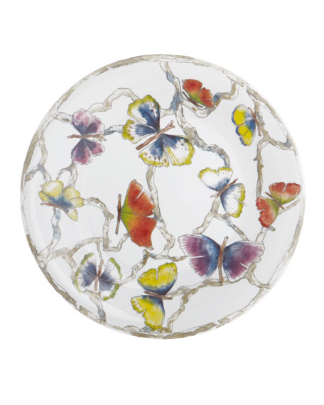 Michael Aram Butterfly Gingko Salad Plate