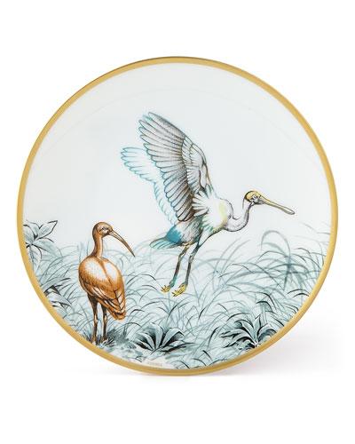 Carnets d' Equateur Birds Bread & Butter Plate