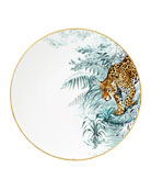 Jaguar Carnets d'Equateur Dinner Plate