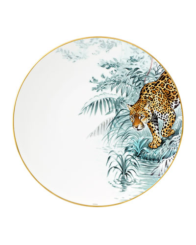 Jaguar Carnets d'Equateur Dinner Plate