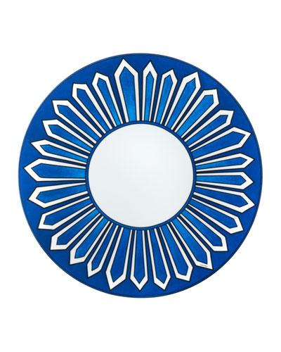 Bleus d'Ailleurs Dinner Plate