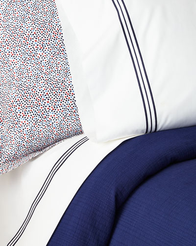 Two King Trio Pillowcases