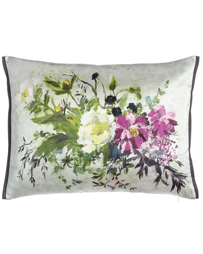 Aubriet Floral Pillow