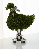 Duck Topiary