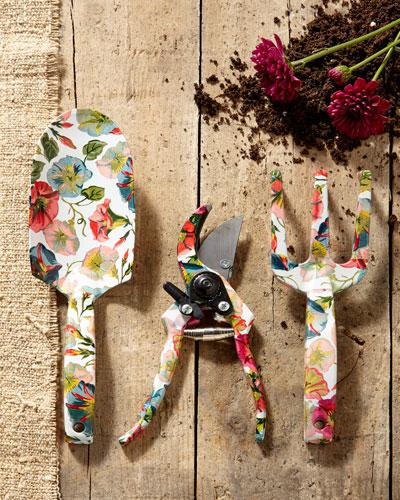Morning Glory Gardening Tool Set