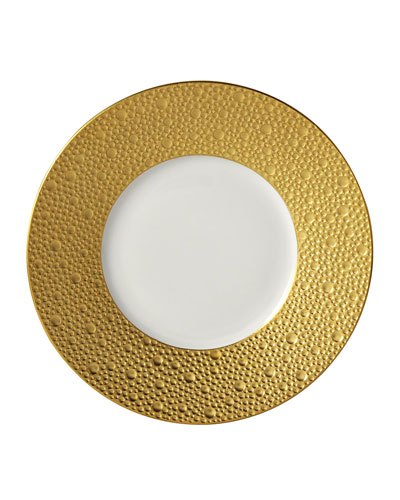 Ecume Gold Bread & Butter Plate