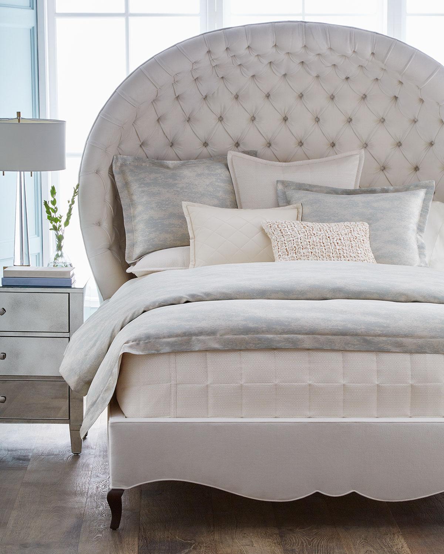 Papillion King Balloon Bed