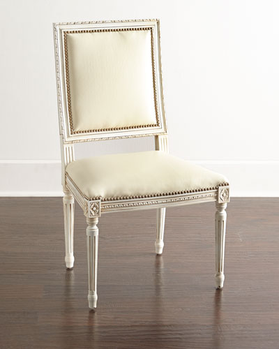 Ingram Leather Dining Chair, C7