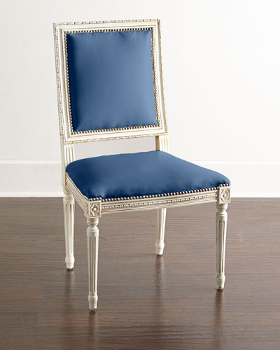 Ingram Leather Dining Chair, B7