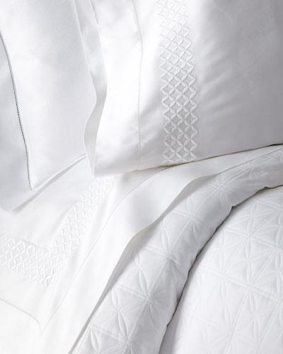Two King 300TC Avalon Pillowcases