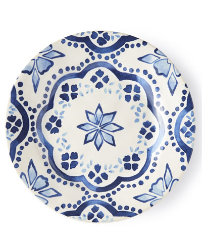 Iberian Indigo Side/Cocktail Plate