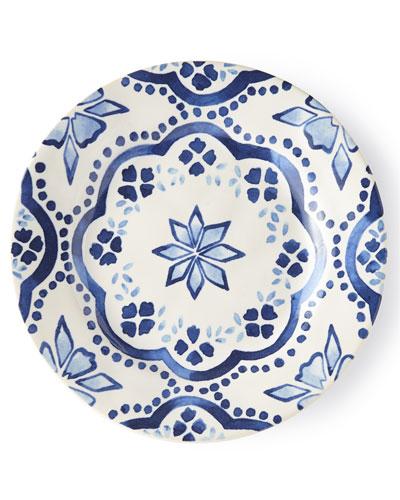 Iberian Indigo Side/Cocktail Plate